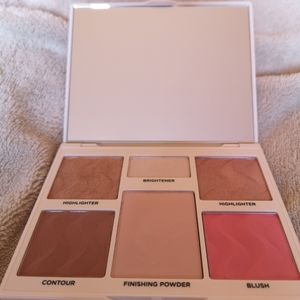 CoverFX Perfector Face Palette for Light-Medium